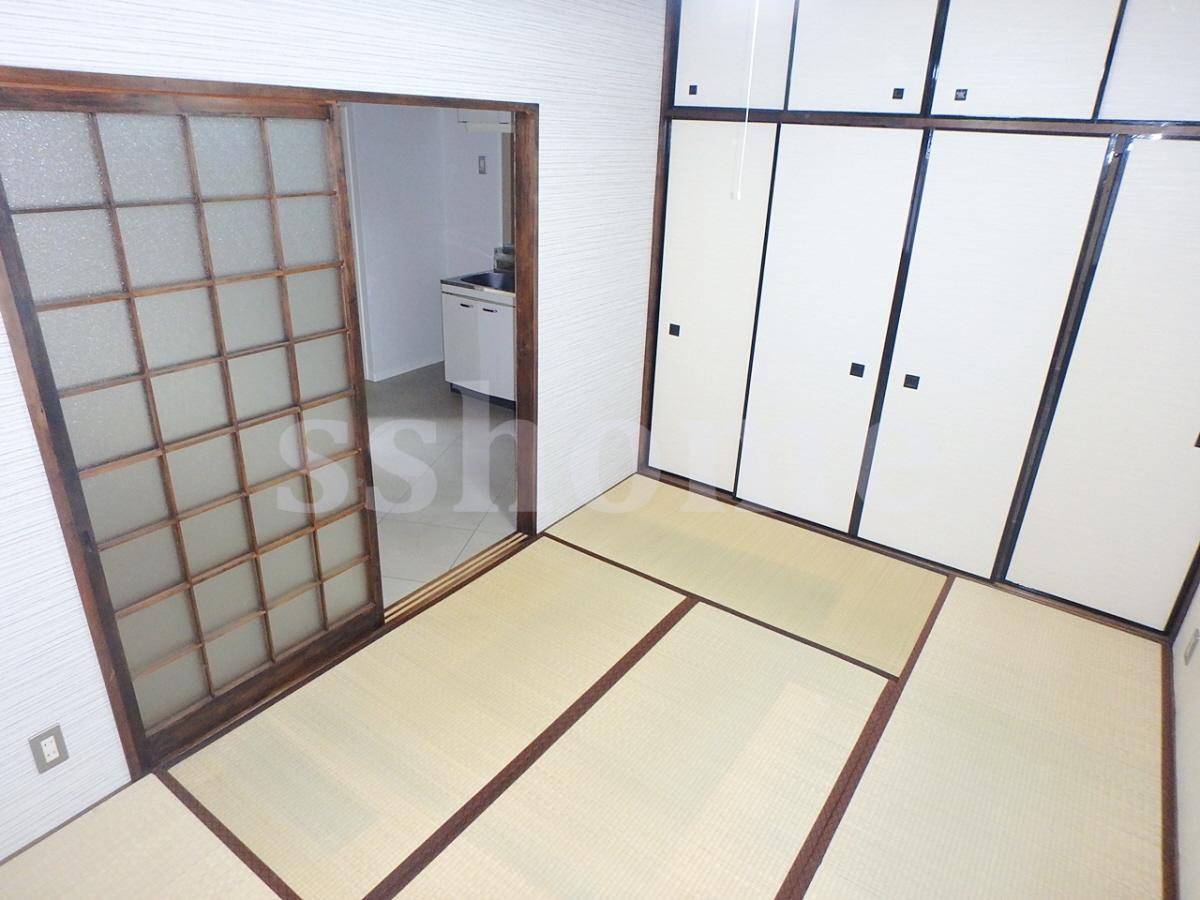 物件番号: 1123101076 グリーンハイツ山水B棟  神戸市灘区六甲台町 2DK ハイツ 画像15