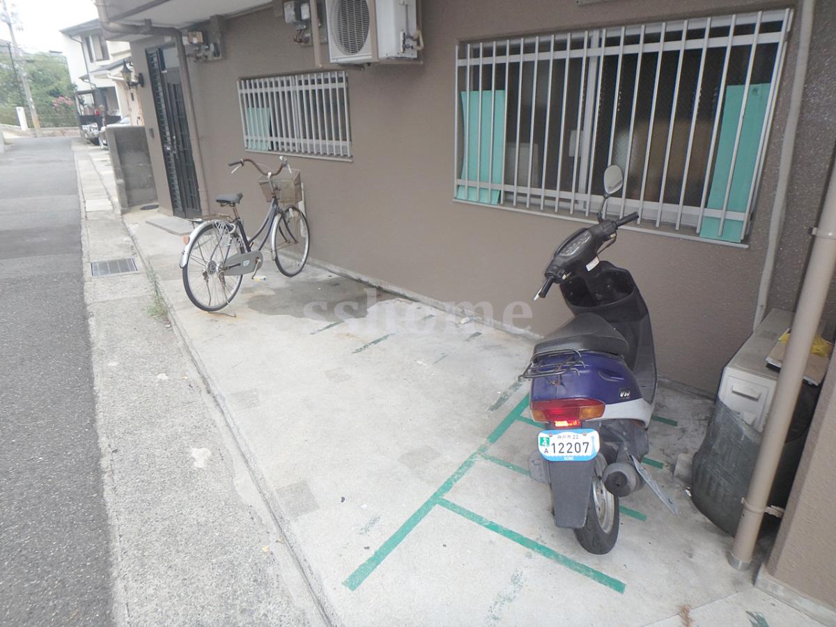 物件番号: 1123103052 ジュヌパッション 神戸市灘区新在家南町4丁目 1K マンション 写真13
