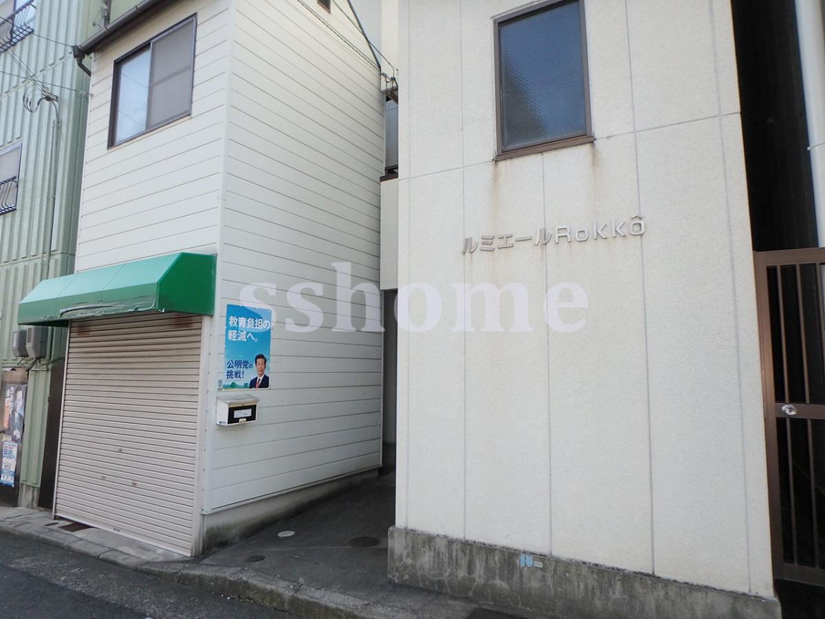 物件番号: 1123103588 ルミエールROKKO 神戸市灘区友田町3丁目 1K マンション 写真30