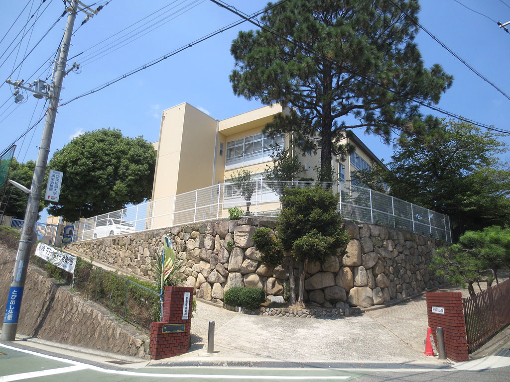 物件番号: 1123107660 シャトー御影  神戸市東灘区御影山手5丁目 1DK マンション 画像20