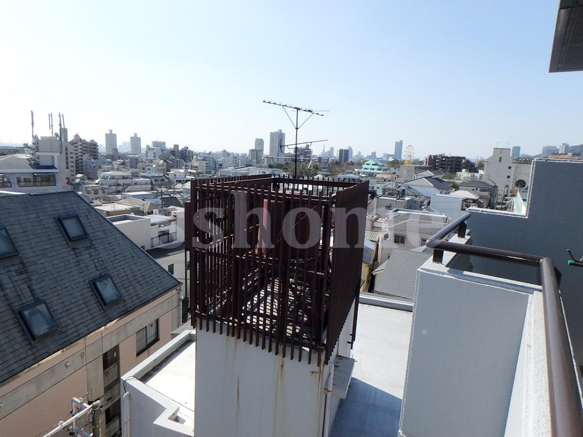 物件番号: 1123104685 ヴェルドール王子公園  神戸市灘区福住通5丁目 1K マンション 画像19