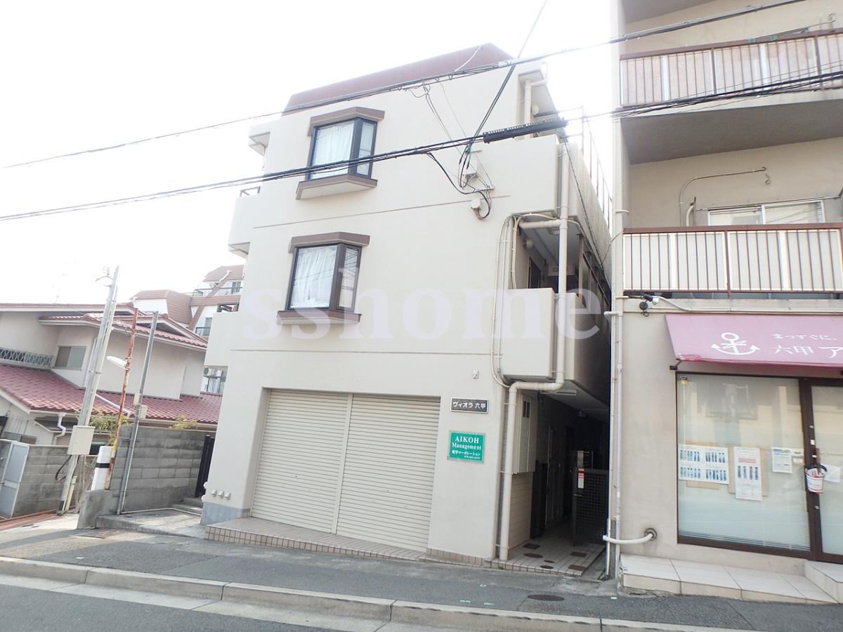 物件番号: 1123104717 ヴィオラ六甲 神戸市灘区八幡町2丁目 1K マンション 写真30