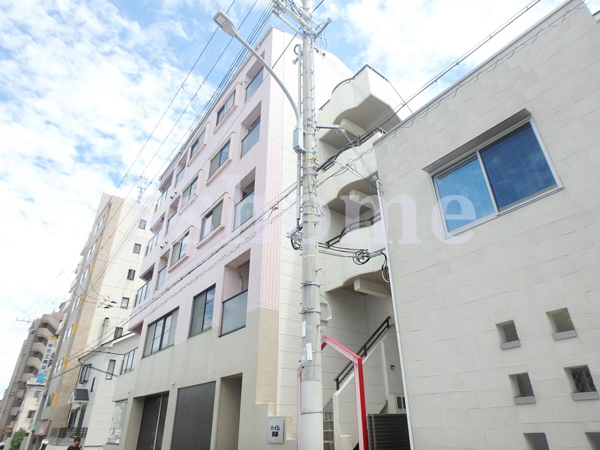 物件番号: 1123106101 ハイム御影 神戸市東灘区御影1丁目 1R マンション 外観写真